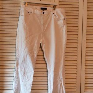 Ralph Lauren Straight Classic Jeans